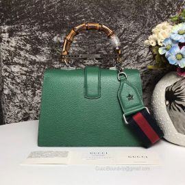 Gucci Dionysus Medium Top Handle Bag Green 448075