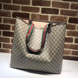 Gucci Spiritismo Shopping Tote Top Quality Brown 517419