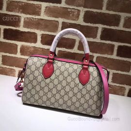 Gucci GG Small Top Handle Bag Lilac 409529