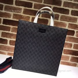Gucci Men Soft GG Supreme Tote No Pattern 495559