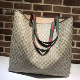 Gucci Spiritismo Shopping Tote Top Quality Brown 517418