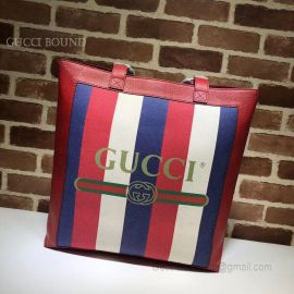 Gucci Print Medium Tote Three Colours 523781