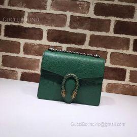 Gucci Dionysus GG Mini Bag Green 421970