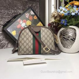 Gucci Ophidia GG Small Shoulder Bag 499621