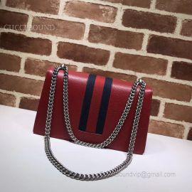 Gucci Dionysus Small Shoulder Bag Wine 400249