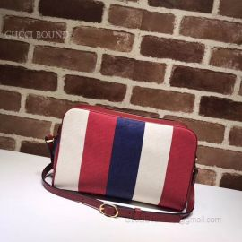 Gucci Ophidia GG Supreme Small Shoulder Bag Five Color Lumps 517080