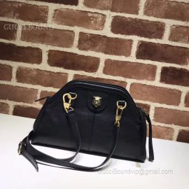 Gucci Rebelle Small Shoulder Bag Black 524620