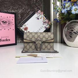 Gucci Dionysus GG Supreme Super Mini Bag 476432