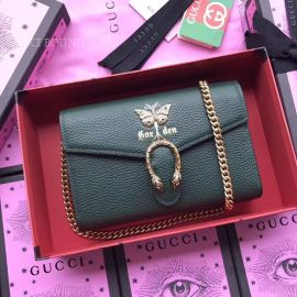 Gucci Garden Butterfly Dionysus Mini Bag Black 516931