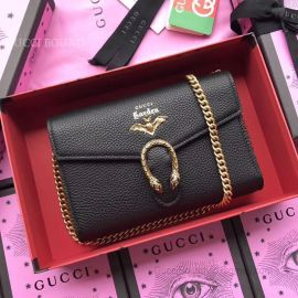 Gucci Garden Butterfly Black Dionysus Mini Bag 516931