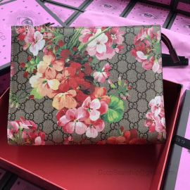 Gucci GG Blooms Large Cosmetic Case 430268