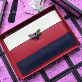 Gucci Women Leather Clutch Three Colours 476077