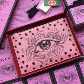 Gucci Calfskin Pink Pouch 516928