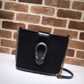 Gucci Dionysus Medium Bucket Bag Black 499622