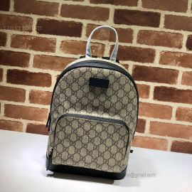 Gucci GG Supreme Small Backpack Black 429020