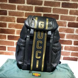 Gucci Dapper Dan Backpack Black 536413