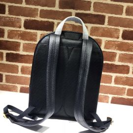 Gucci Print Leather Backpack Black 547834