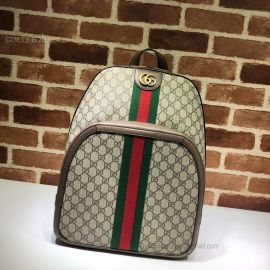 Gucci Ophidia GG Medium Backpack Brown 547967