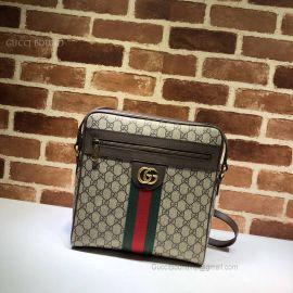 Gucci Ophidia GG Medium Messenger Bag Brown 547934