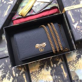Gucci Chain Mini Bag Black 524297