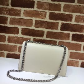 Gucci Dionysus Small Shoulder Bag White 400249