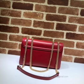 Gucci Rajah Medium Shoulder Bag Red 537241