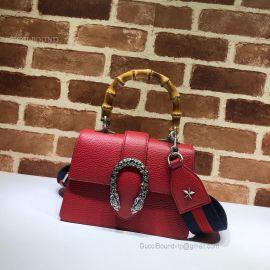 Gucci Dionysus Mini Top Handle Bag Red 523367