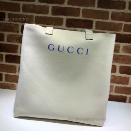 Gucci Ophidia Leather Large Tote Girl 519335