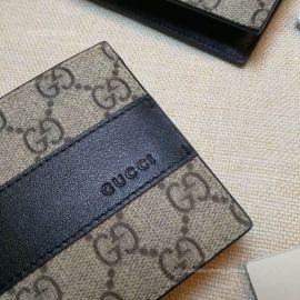 Gucci GG Supreme wallet 451240 211755