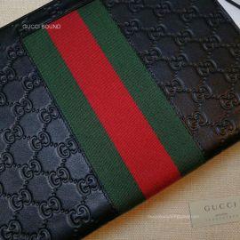 Gucci GG Supreme Web pouch 475316 211896