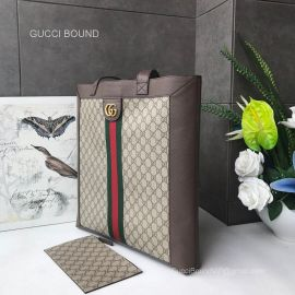 Gucci Ophidia soft GG Supreme large tote 519335 212349