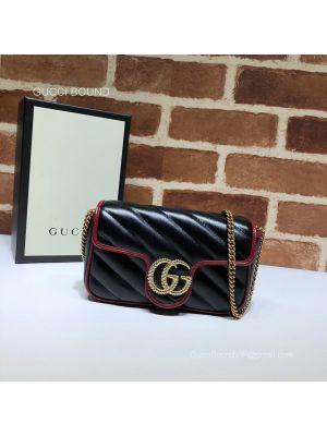 Gucci Online Exclusive GG Marmont mini bag 574969 212909