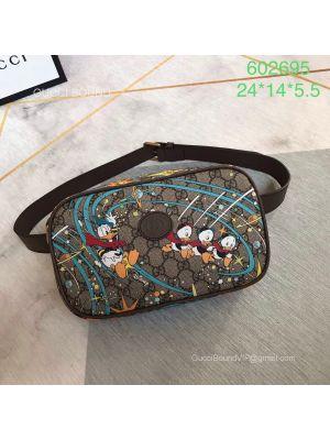 Gucci 'Fake/Not' print belt bag 602695 213112